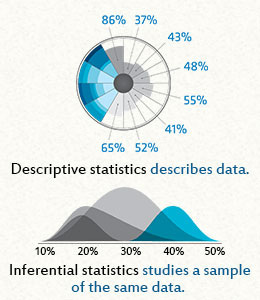 type of statistics in describing data